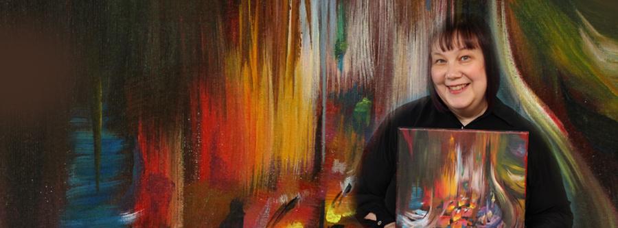 Paivi Eerola from Peony and Parakeet, online art classes & orginal art and prints