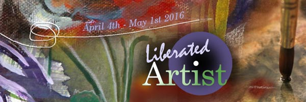 Liberated Artist, an online art class by Peony and Parakeet
