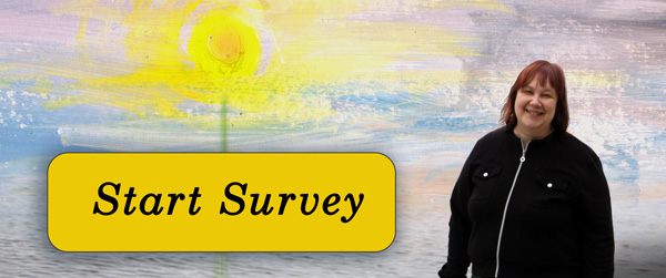Start Blog Reader Survey by Peony and Parakeet
