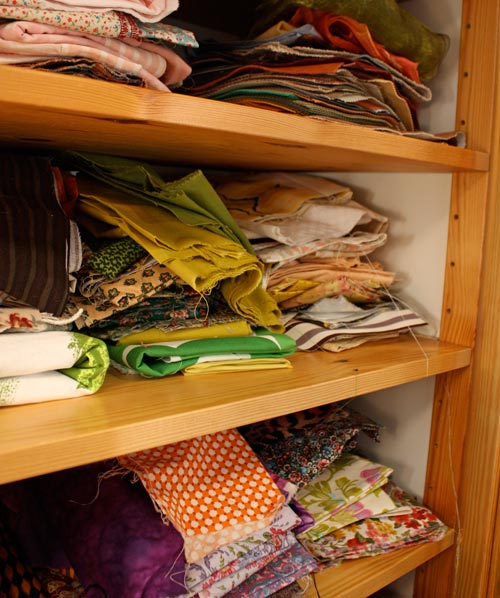 Fabric Stash