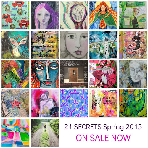 21 SECRETS Spring 2015 on sale now!