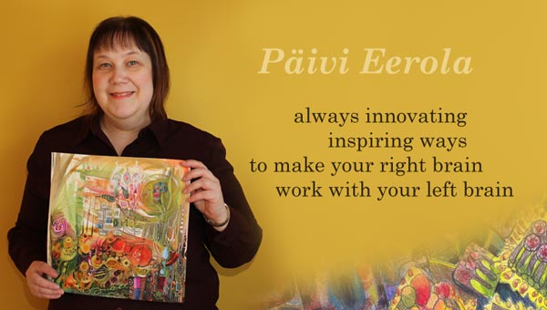 Paivi Eerola from Peony and Parakeet