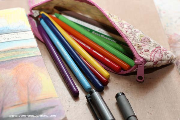 Cretacolor Aqua Monolith colored pencils
