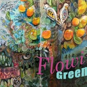 Flowing Greenery