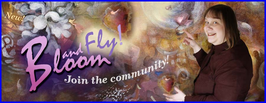 Bloom and Fly - Join the community!