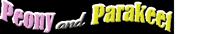 Peony and Parakeet