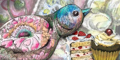 Animal Inkdom, Lesson 2 - Love for Birds