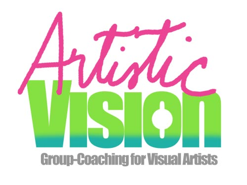 Artistic Vision, group coaching for visual artists.