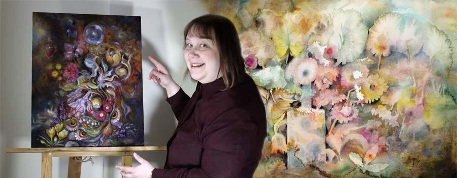 Artist Paivi Eerola, Finland