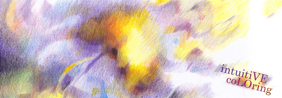 Intuitive Coloring  - an online class for colored pencil art